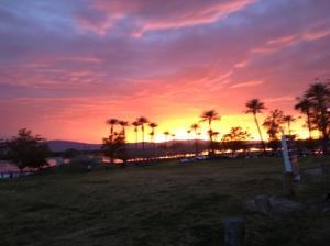 Literally awe inspiring sunrise